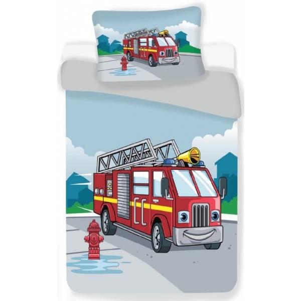 Tűzoltós Ovis Ágynemű