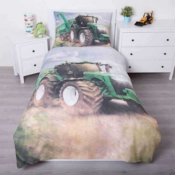 Tractor Cotton Bedding