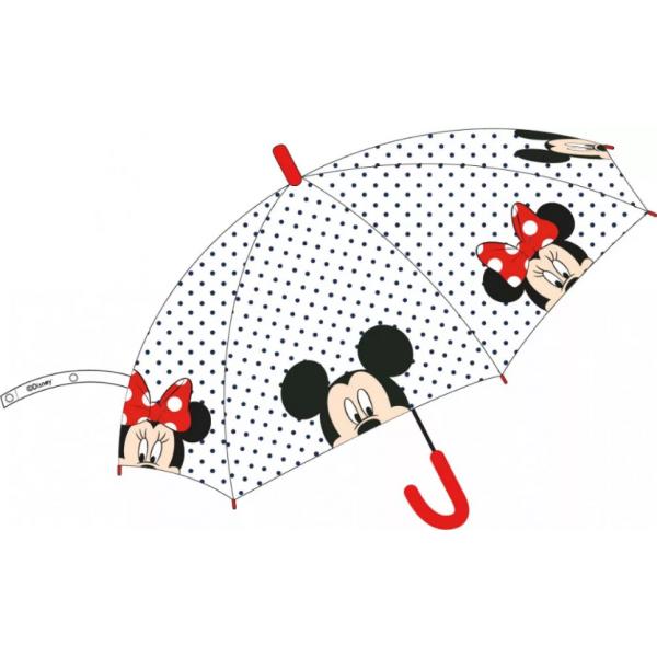 Minnie és Mickey Mouse Esernyő