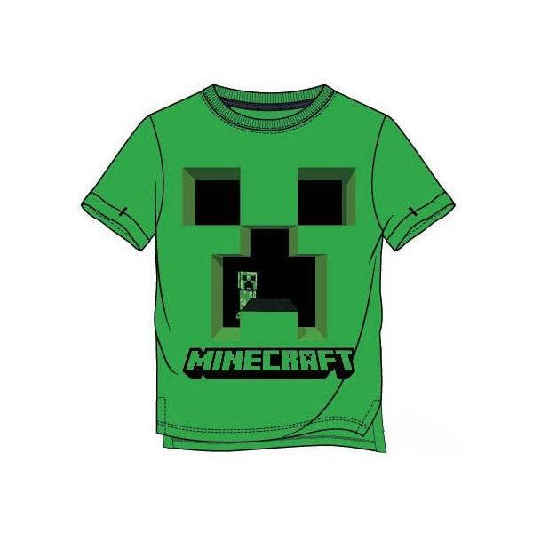 Minecraft Pamut Póló