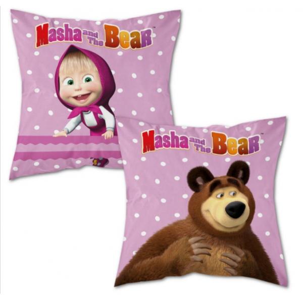 Mása és a Medve Párna Huzat