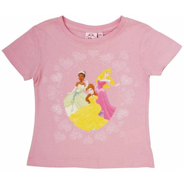 Disney Hercegnő Rózsaszín Póló