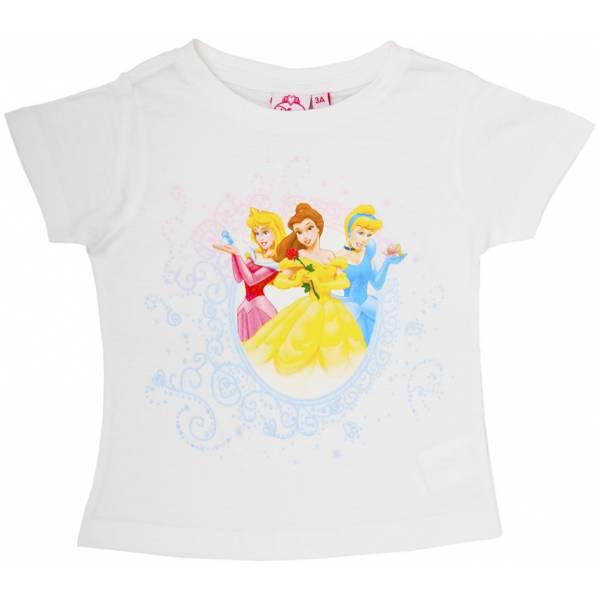 Disney Hercegnő Fehér Póló