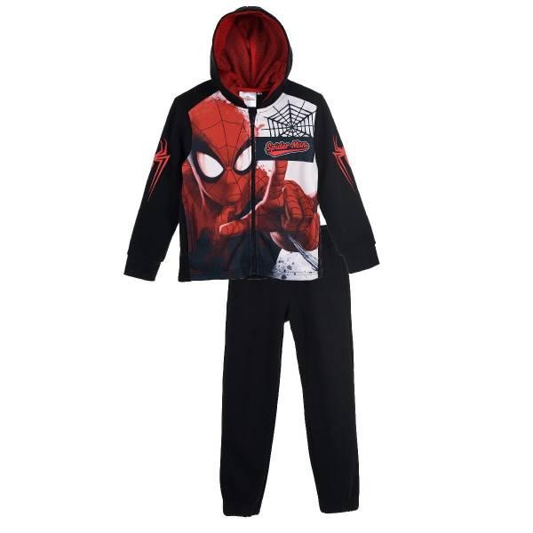Pókember Fekete Szabadidő