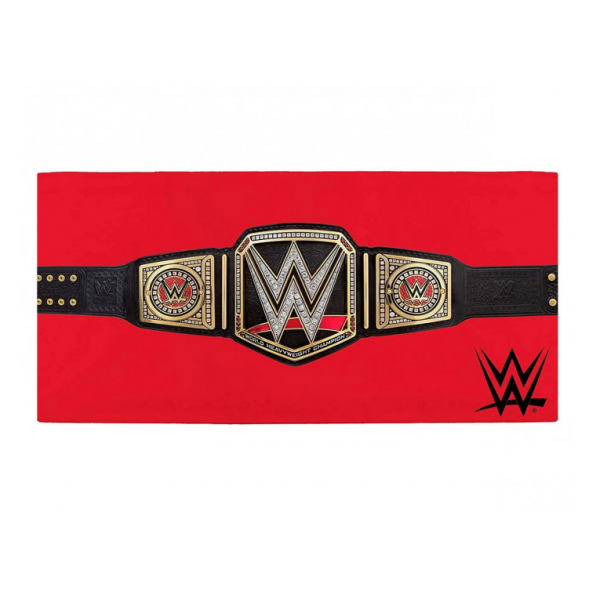 WWE Piros Törölköző