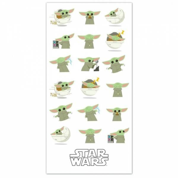 Star Wars Baby Yoda Törölköző