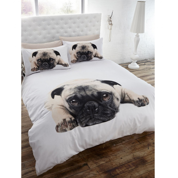 copy of Dog Pug Bedding