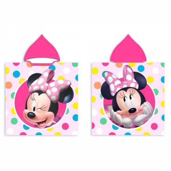 Disney Minnie Fürdő Poncsó