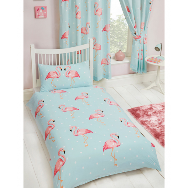 copy of Flamingo Blue Bedding