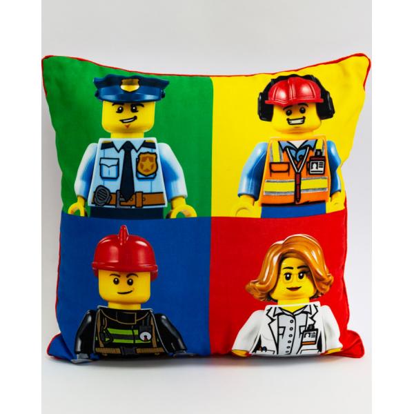 copy of Lego Ninjago Pillow