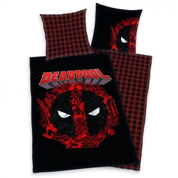 Deadpool Pamut Ágynemű