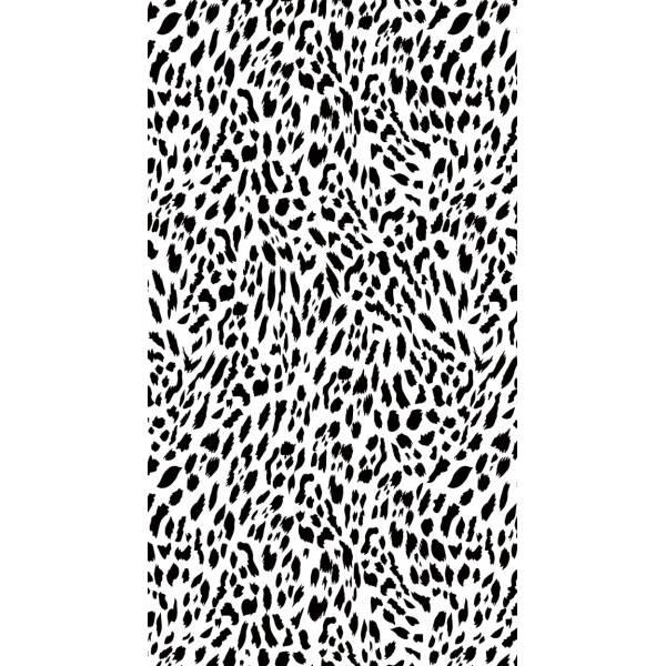 Leopárd Óriás Törölköző