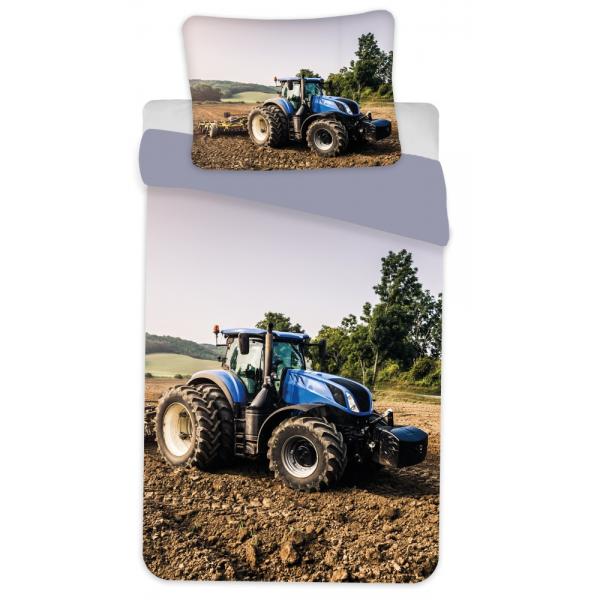 Kék Traktoros Ágynemű
