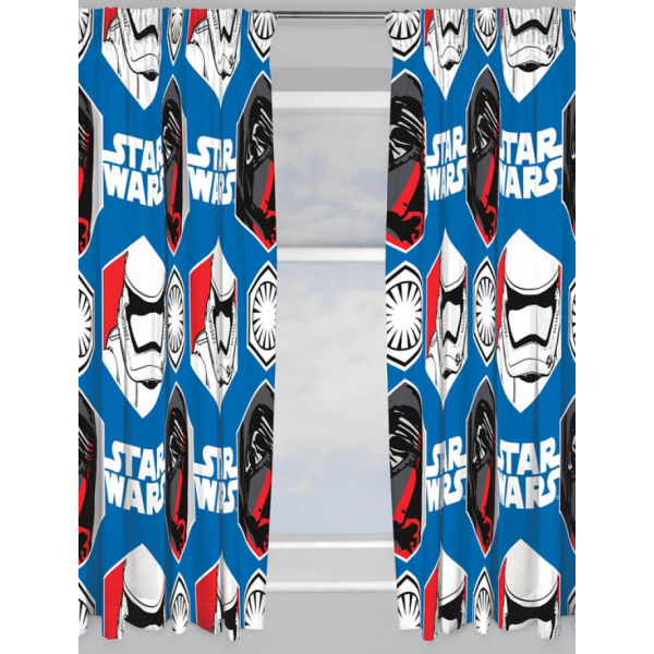 Star Wars Sötétítő Függöny