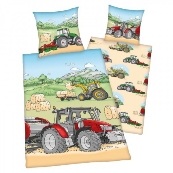 copy of Tractor Cotton Bedding