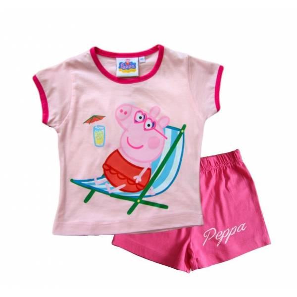 Peppa Malac Rózsaszín Pizsama