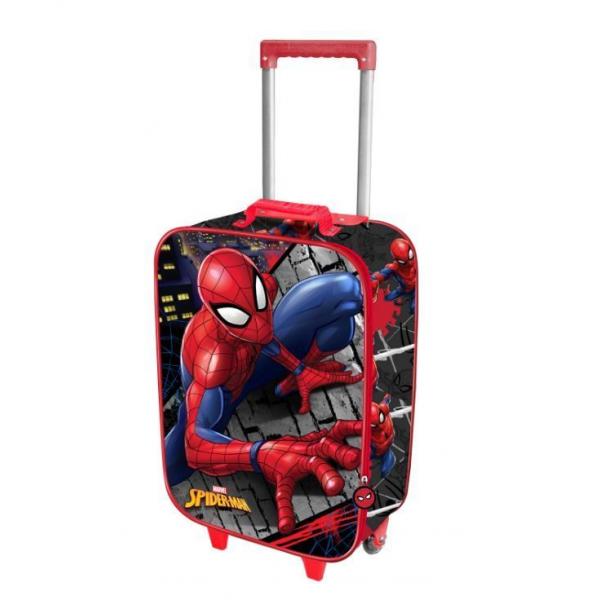 Pókember Kabin Utazóbőrönd