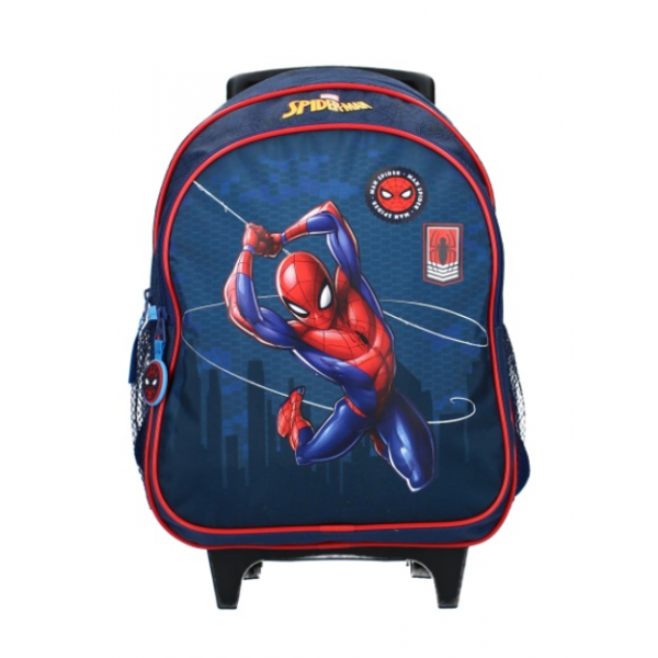 Pókember Gurulós Bőrönd