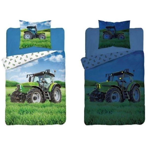 Foszforeszkálós traktoros...