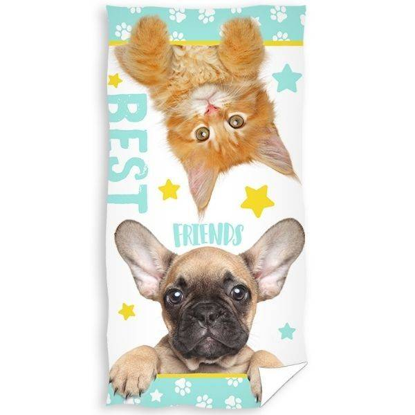 copy of Pug Dog Towel
