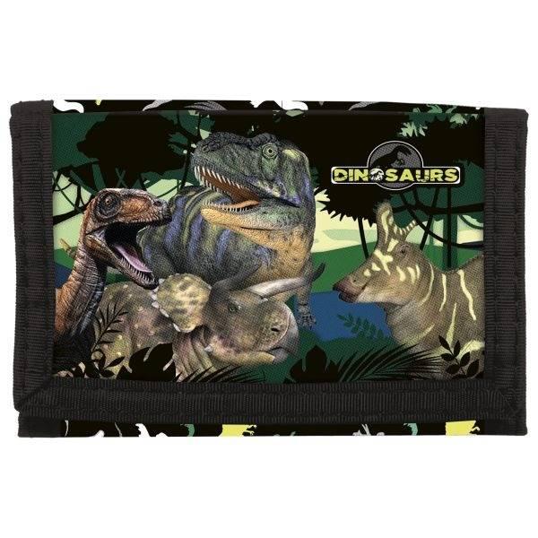 Dinoszauruszos pénztárca