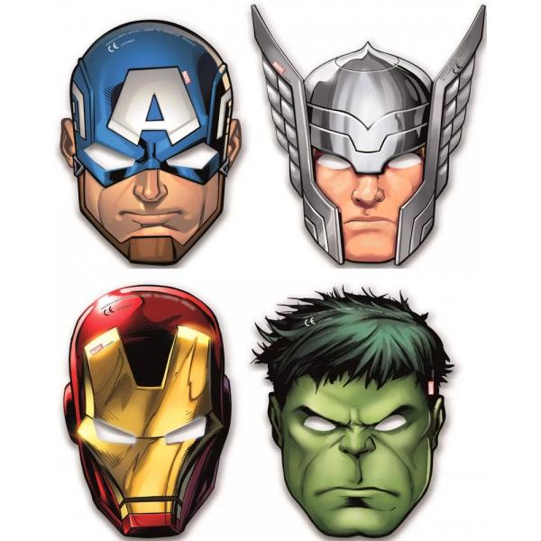 Marvel Bosszúállók Maszk...