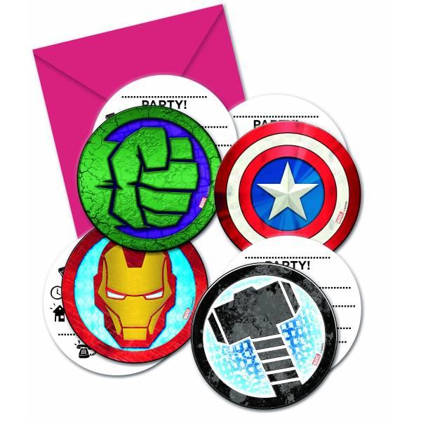 Avengers, Bosszúállók Party...