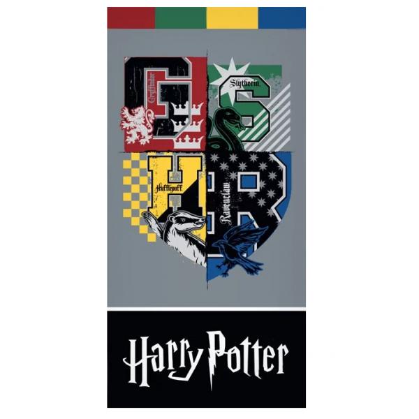 Harry Potter Szürke Törölköző