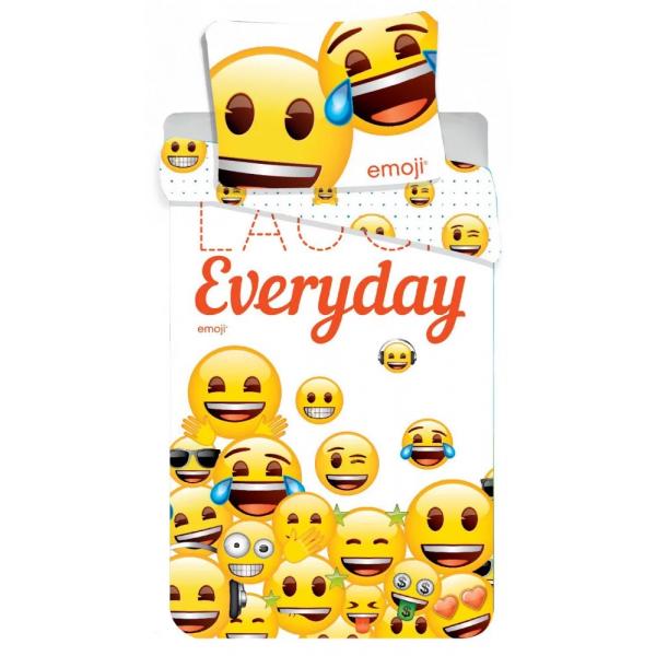 Emoji Pamut Ágynemű