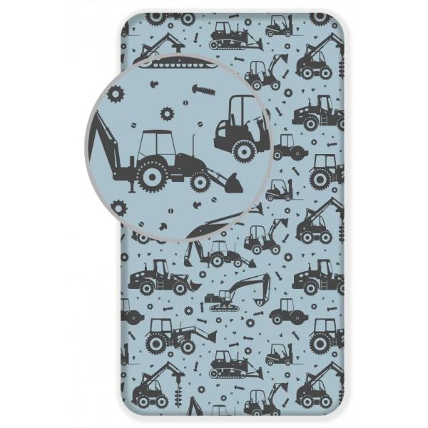 Traktor Gumis Lepedő