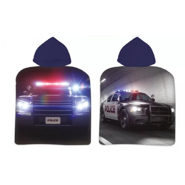 Rendőrautós Fürdő Poncsó