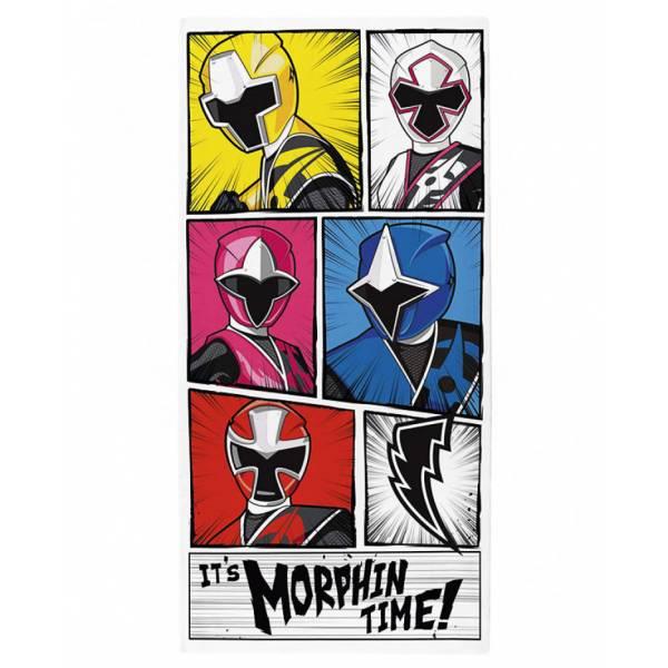 Power Rangers Pamut Törölköző