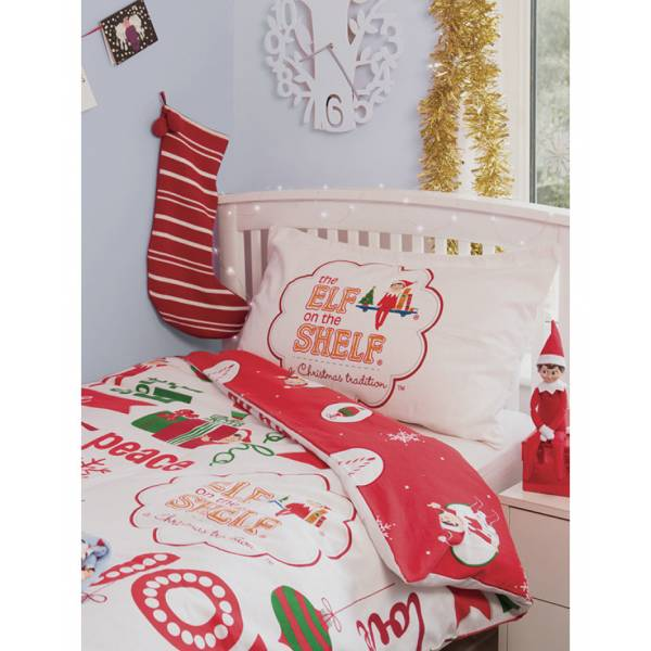 Elf Karácsonyi Ágynemű