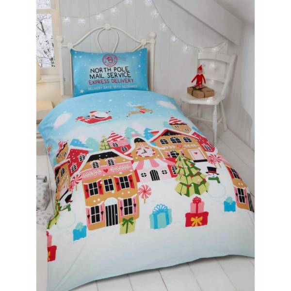copy of Penguin Blue Bedding