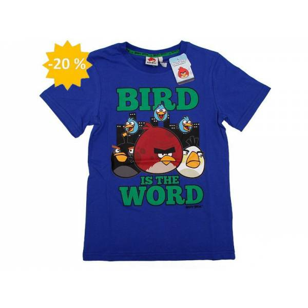 Angry Birds Blue T-shirt