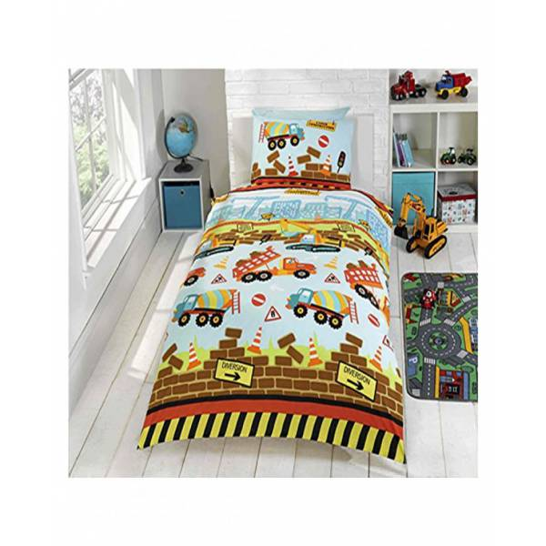 Fabric Brown Bedding