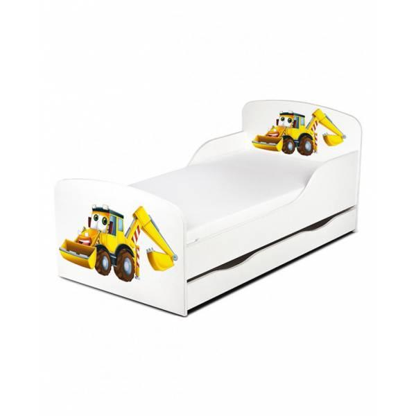 JCB - Ágy  (ágyneműtartós)