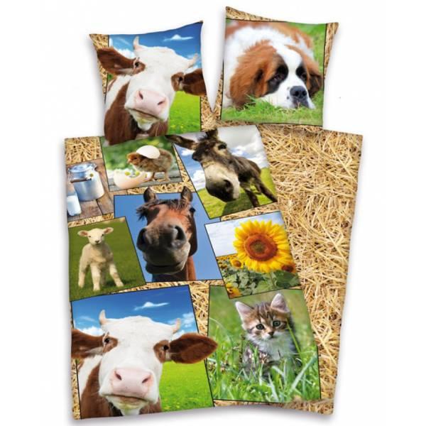 Házi Állatok Ágynemű