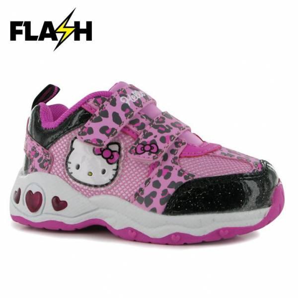 Hello Kitty - Cipő (villogó)