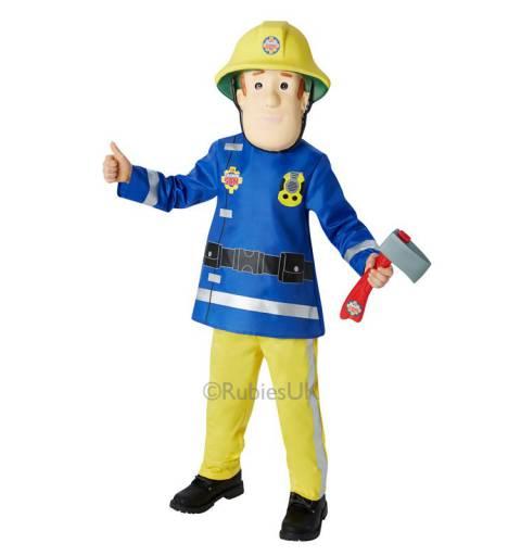 Sam a tűzoltó - Jelmez