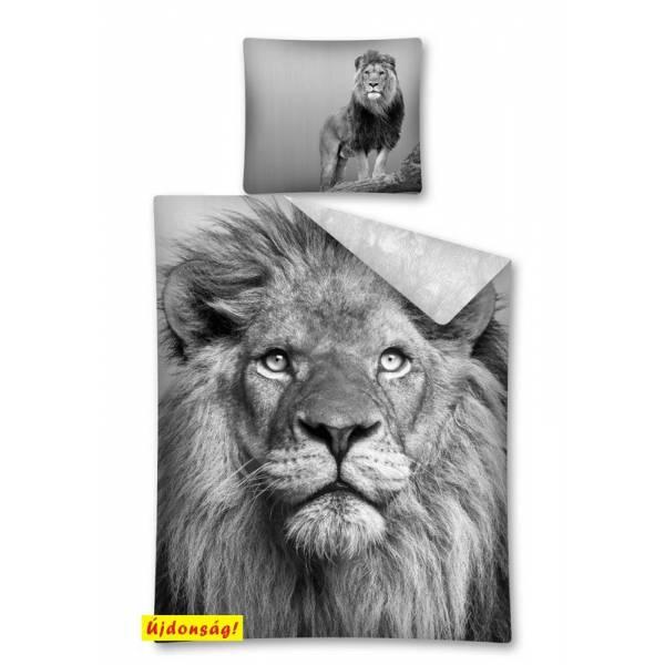 Gray Lion Bedding