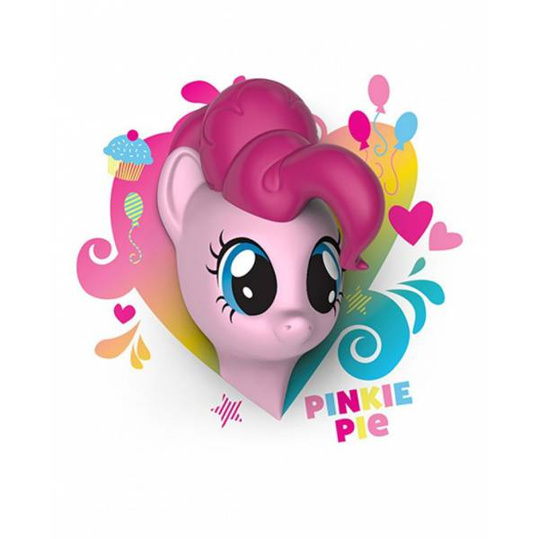 My Little Pony 3 D Pinkie Lamp