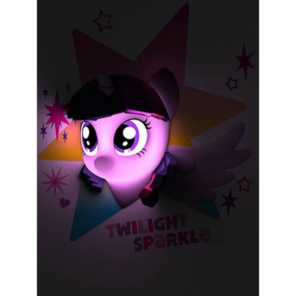 My Little Pony 3 D Twilight Lámpa