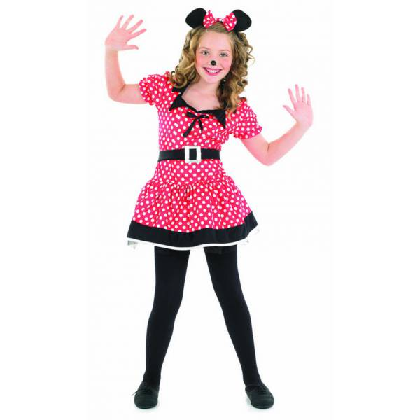 Minnie Mouse Vidám Jelmez