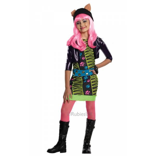 Monster High Howleen Jelmez