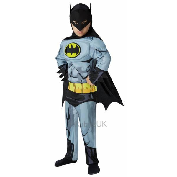 Batman Jelmez fekete-szürke