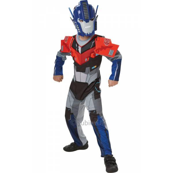 Transformers Optimus Jelmez