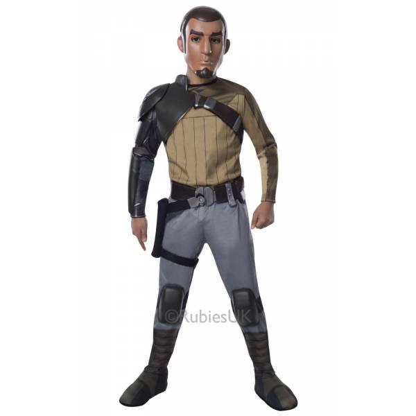 Star Wars Deluxe Kanan Costume