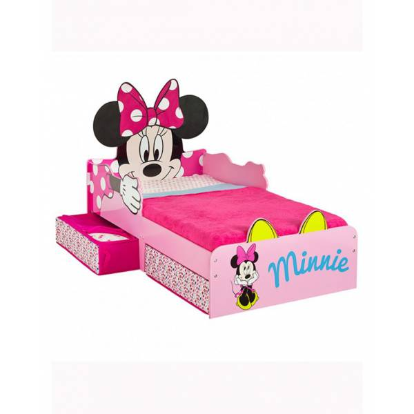 Disney Minnie Fa Forma Ágy