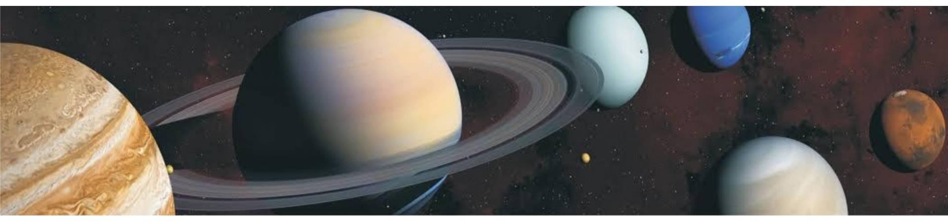 Planéták - Bolygók